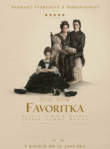 film Favoritka (2018)