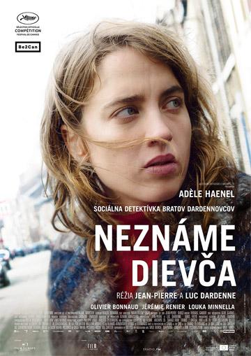film Neznáme dievča (2016)