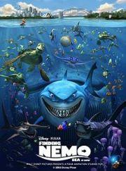 film Hľadá sa Nemo (2003)