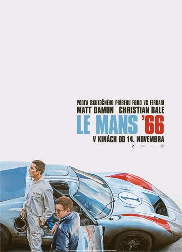 film Le Mans ´66 (2019)