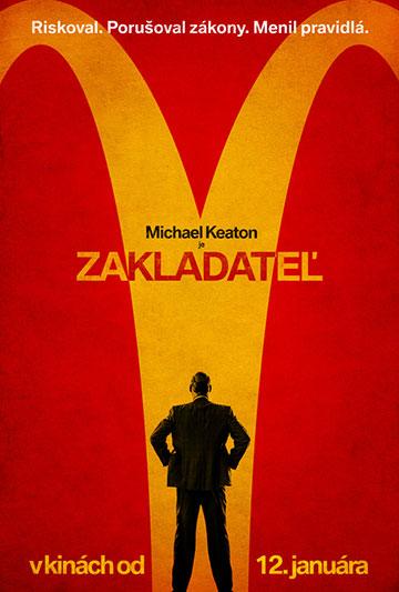 film Zakladateľ (2016)