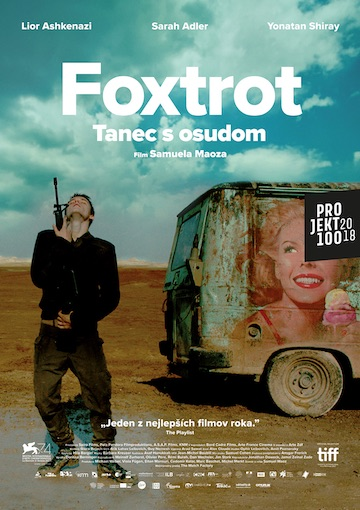 film Foxtrot (2017)