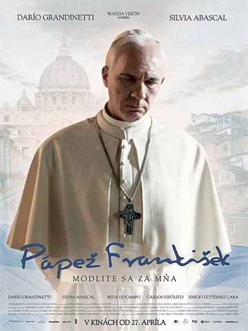film Pápež František: Modlite sa za mňa (2015)