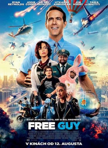film Free Guy (2021)