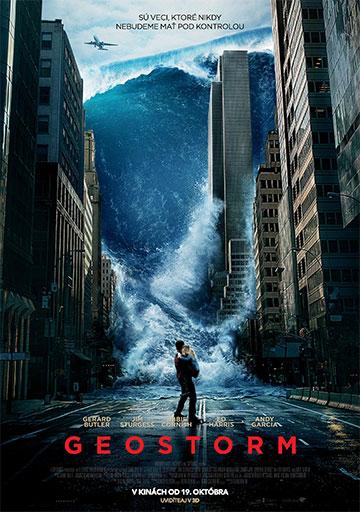 film Geostorm: Globálne nebezpečenstvo (2017)