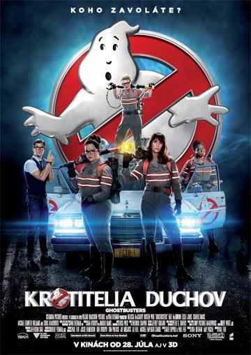 film Krotitelia duchov (2016)