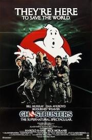 film Krotitelia duchov (1984)