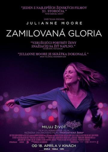 film Zamilovaná Gloria (2018)
