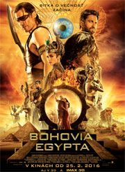 film Bohovia Egypta (2016)