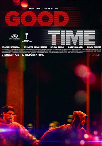 film Good Time (2017)