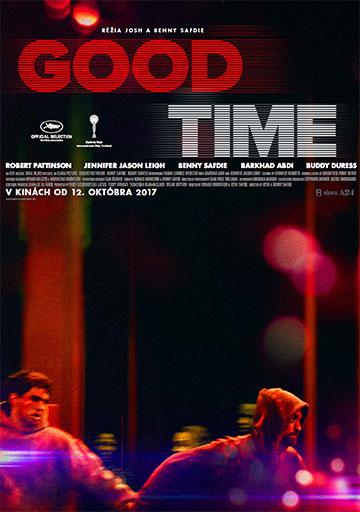 film Good Time (2017)