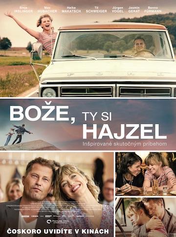 film Bože, ty si hajzel (2020)