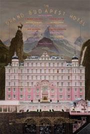 film Grandhotel Budpešť (2014)