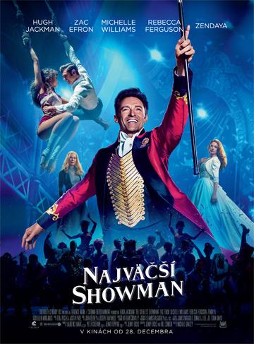 film Najväčší showman (2017)