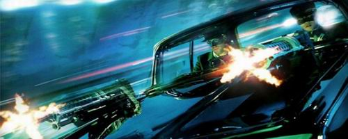 Film The Green Hornet (2011)