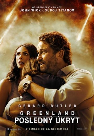 film Greenland: Posledný úkryt (2020)
