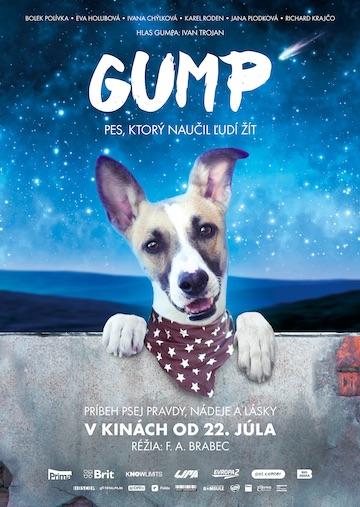 film Gump - pes, ktorý naučil ľudí žiť (2021)