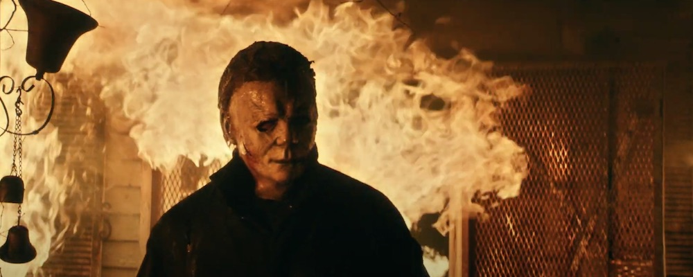 Film Halloween zabíja (2021)