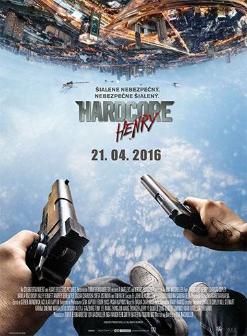 film Hardcore Henry (2015)
