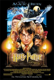 film Harry Potter a Kameň mudrcov (2001)