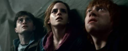 Film Harry Potter a Dary smrti - 2.časť (2011)