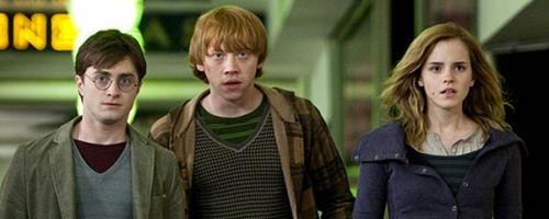 Film Harry Potter a Dary smrti - 1.časť (2010)