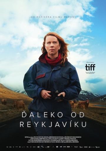 film Ďaleko od Reykjavíku (2019)
