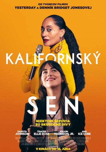 film Kalifornský sen (2020)