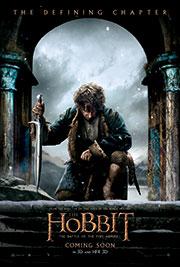 film Hobit: Bitka piatich armád (2014)