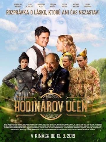 film Hodinárov učeň (2019)