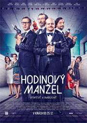 film Hodinový manžel (2014)