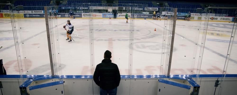 Film Hokejový sen (2020)