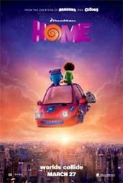 film Konečne doma (2015)