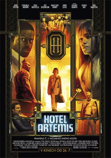 film Hotel Artemis (2018)