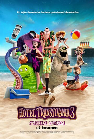 film Hotel Transylvánia 3: Strašidelná dovolenka (2018)