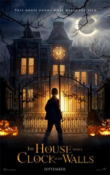 film Tajomstvo domu s hodinami (2018)
