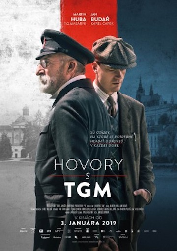 film Hovory s TGM (2018)