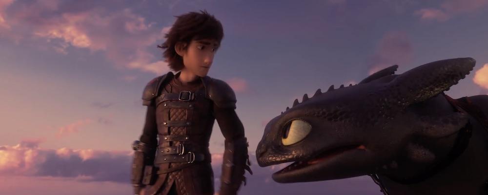 Film Ako si vycvičiť draka 3 (2018)