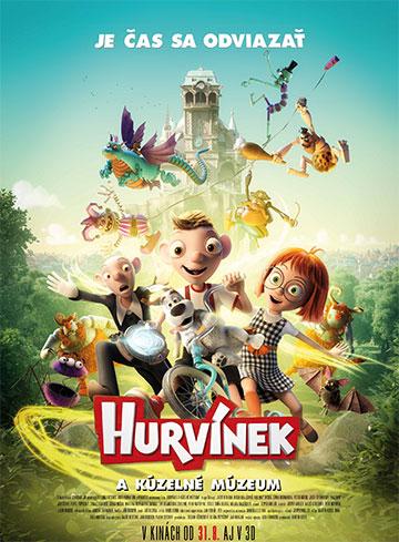 film Hurvínek a kúzelné múzeum (2017)