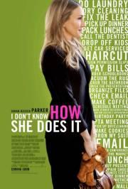 film Nechápem, ako to dokáže (2011)