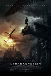 film Ja, Frankenstein (2014)