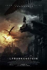 film Ja, Frankenstein (2014)