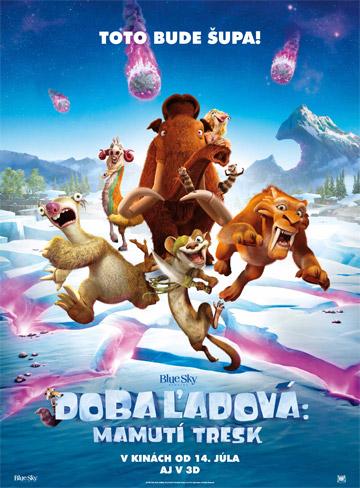 film Doba ľadová: Mamutí tresk (2016)