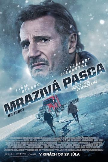 film Mrazivá pasca (2021)