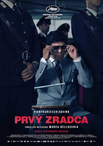 film Prvý zradca (2019)