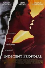 film Neslušný návrh (1993)