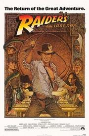 film Dobyvatelia stratenej archy (1981)