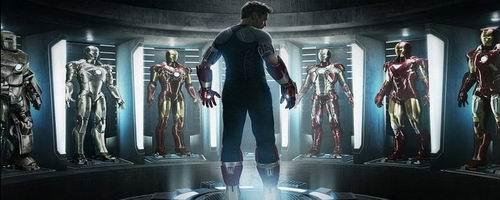 Film Iron Man 3 (2013)