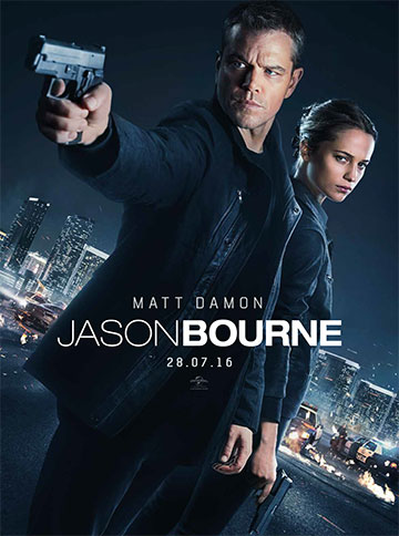 film Jason Bourne (2016)