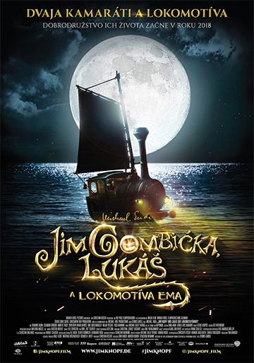 film Jim Gombička, Lukáš a lokomotíva Ema (2018)
